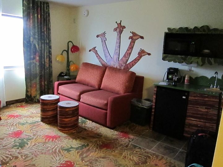 Art Of Animation Lion King Family Suite Review Dole