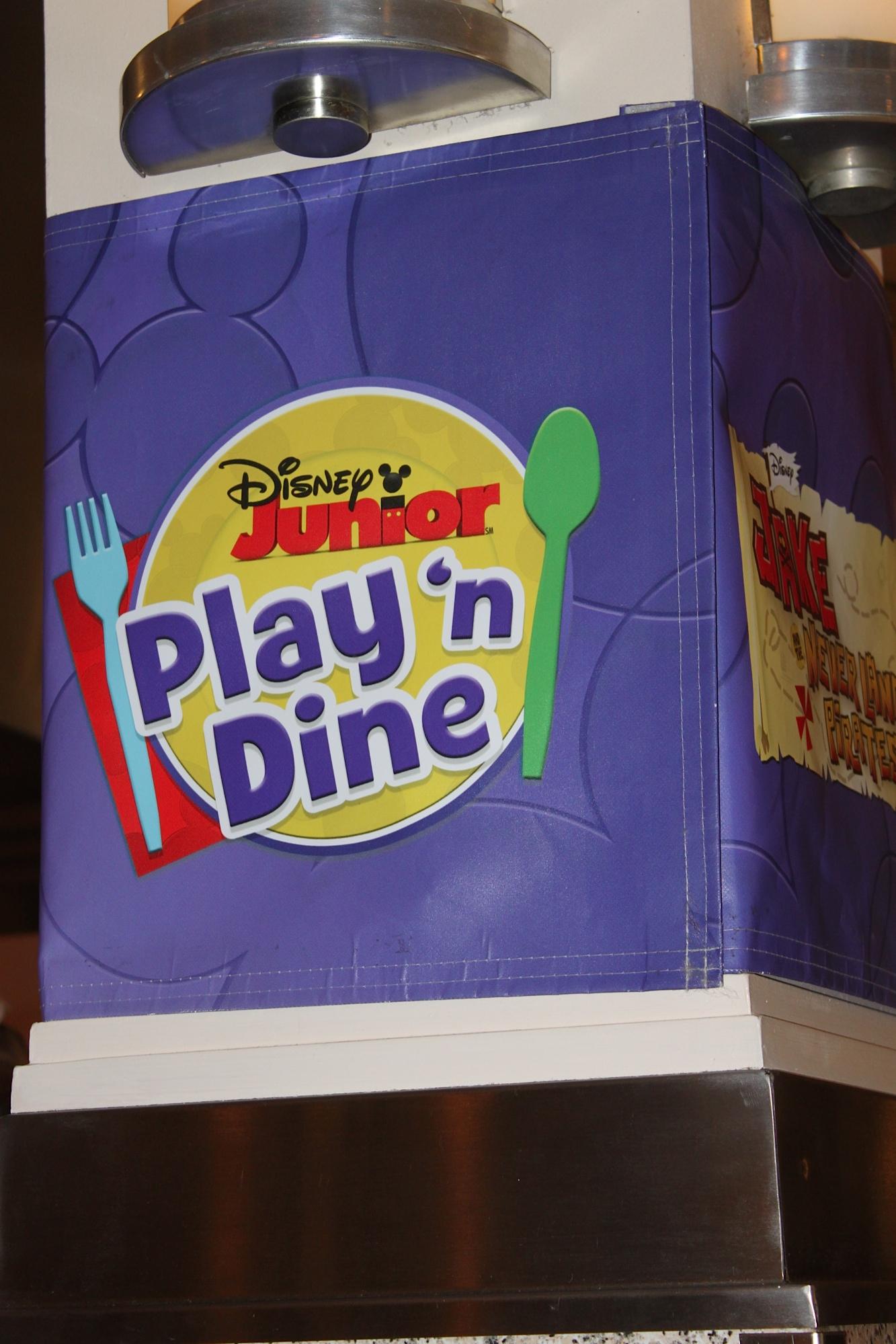 Hollywood Vine Disney Jr S Play N Dine Dole Whipped
