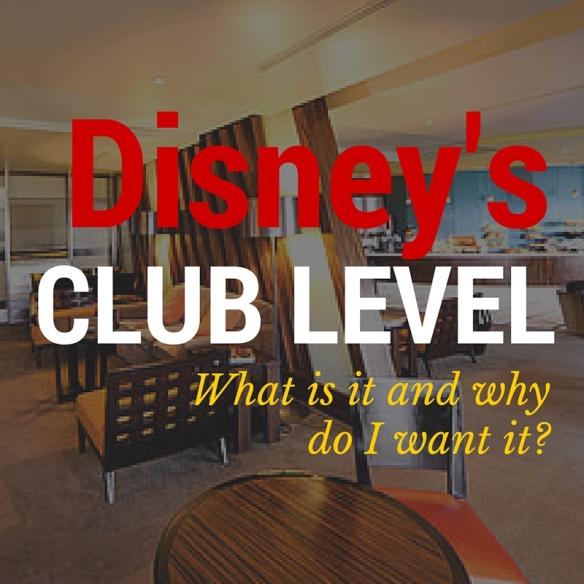 Disney's Club Level- (1)