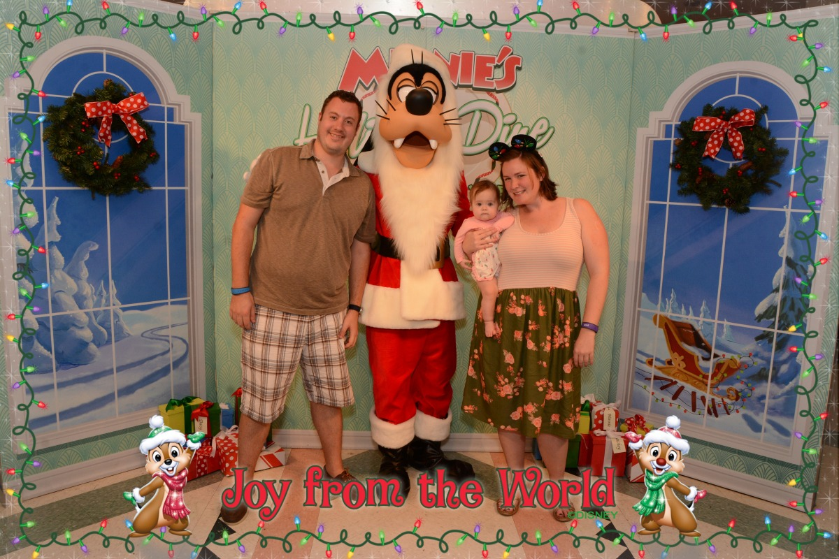Review Of Minnie S Holiday Dine At Hollywood Amp Vine Dole Whipped