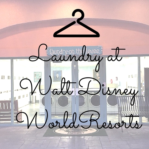 Laundry at Walt DisneyWorldResorts