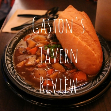 Gaston's Tavern Review