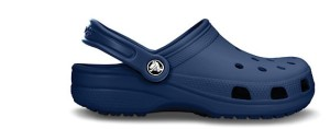 For $34.99 these are the Classic Crocs that come in lots of fun colors.